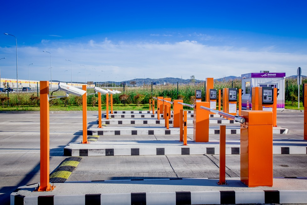Автоматизированные системы парковки