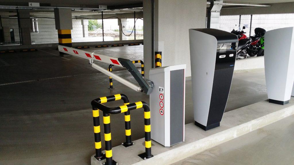 Оборудование для автоматизации парковки