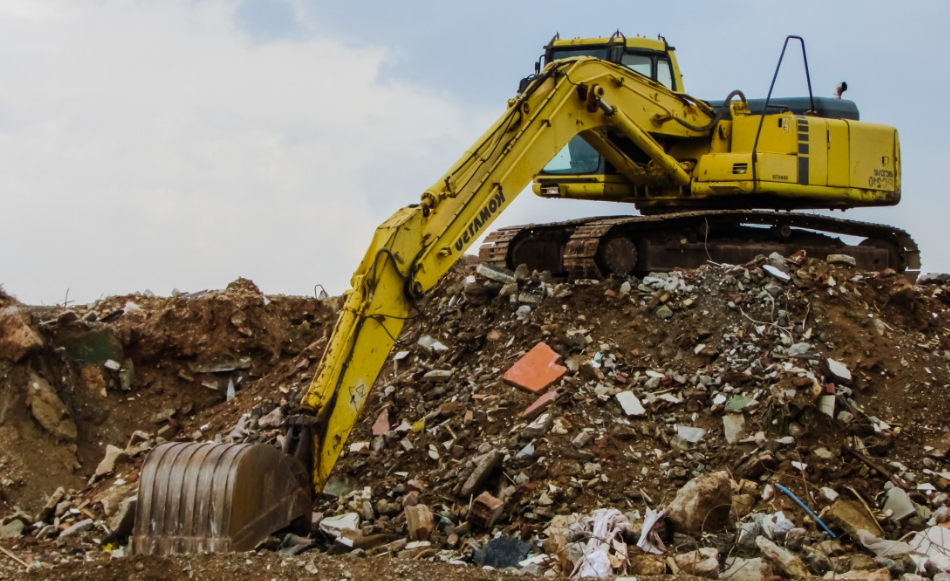 Контроль автотранспорта на мусорных полигонах
